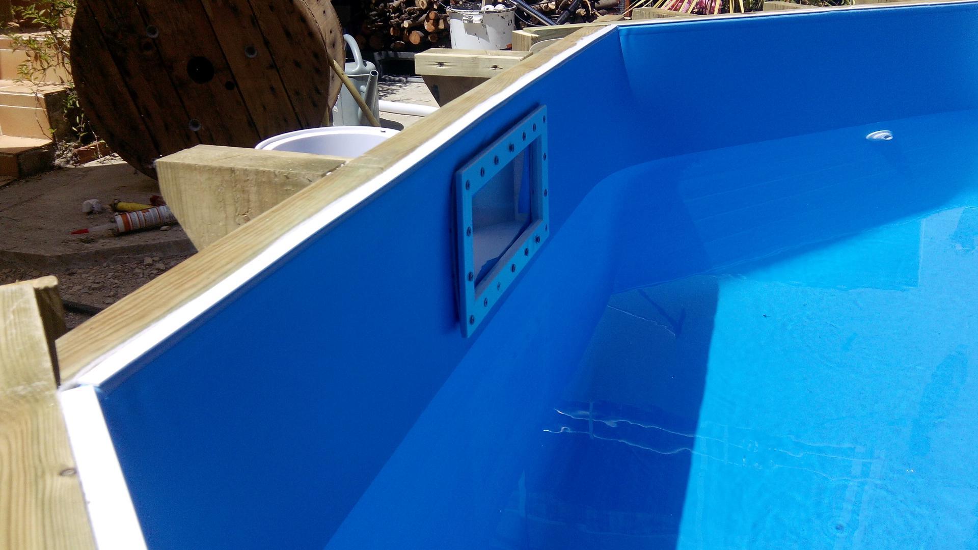 Montage et installation de piscine en kit a montpellier - Piscine montpellier mosson ...